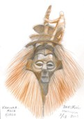 Kubluka mask